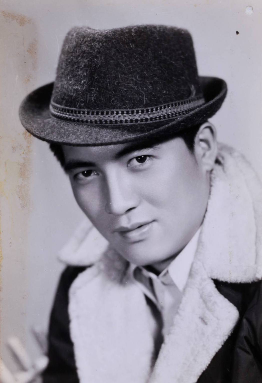 柯俊雄演過271部電影,年輕時也演過台語片「天字第ㄧ號」。圖/駿繕企業提供