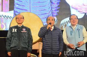 王金平:民進黨立委若過半 就是國家跟立法院的災難