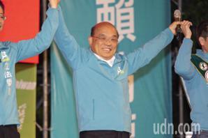 感動台北車站擠滿返鄉潮 蘇貞昌:明要好好做國家主人