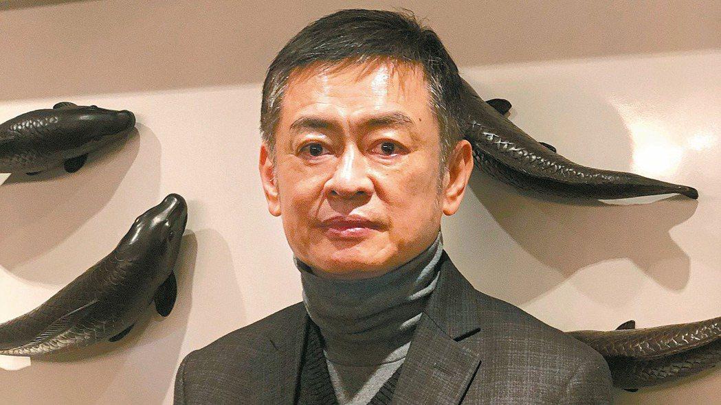 大立光執行長林恩平。 記者劉芳妙/攝影