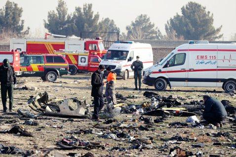 伊朗承認「誤射擊落烏克蘭客機」:罹難者的正義怎麼辦?