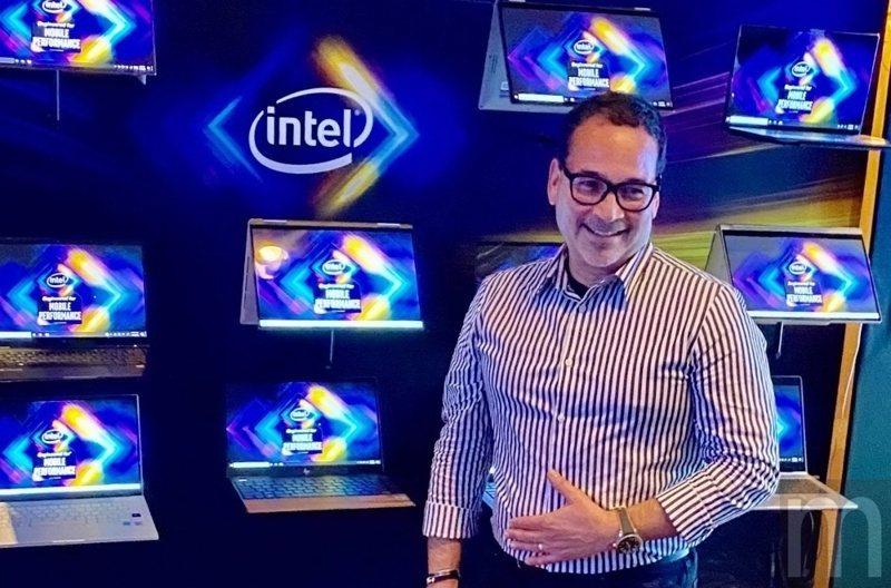 Intel客戶運算事業群副總裁暨電競部門總經理Frank Soqui