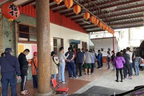 嘉義市接獲檢舉違反選罷法案 網友為候選人拉票