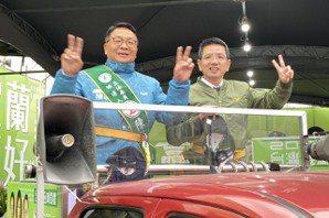 宜蘭立委選舉 陳歐珀準備好勝選鞭炮