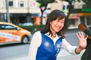台北市立委選舉/林奕華自行宣布當選 大安區衛冕藍天