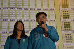 <u>高雄市</u>立委選舉 賴瑞隆宣布當選連任