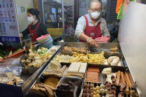 台南綠大贏 鹽酥雞攤位出現這種景象