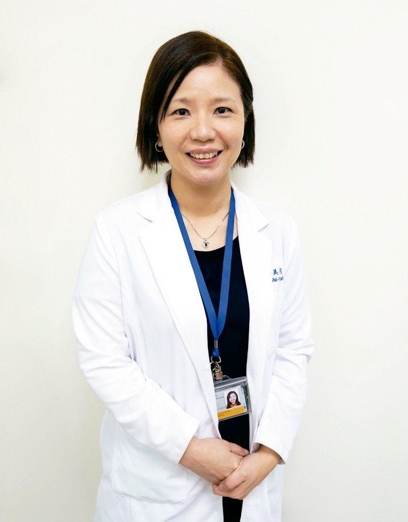 高雄醫學大學附設中和紀念醫院內分泌新陳代謝科李美月主任