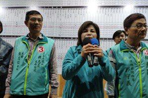 台南立委/賴惠員國會新鮮人 洪秀柱落選感動又感激