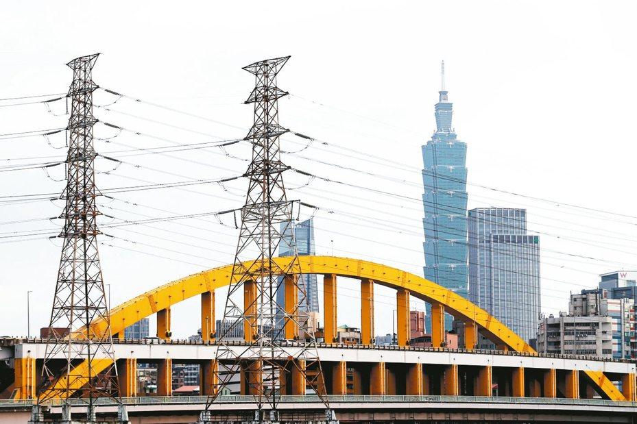 半導體業者希望新政府上任後能優先解決五缺,尤其是缺電的問題。 圖/聯合報系資料照片