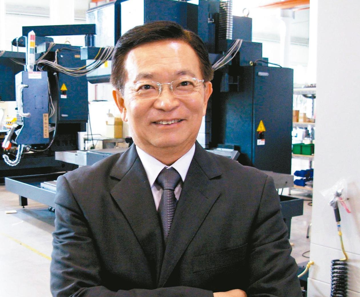 和大集團董事長沈國榮。圖/聯合報系資料照片