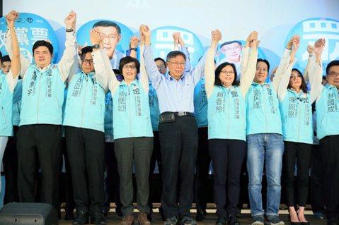 選後板塊位移:親民黨式微,台民黨成選舉勝敗關鍵