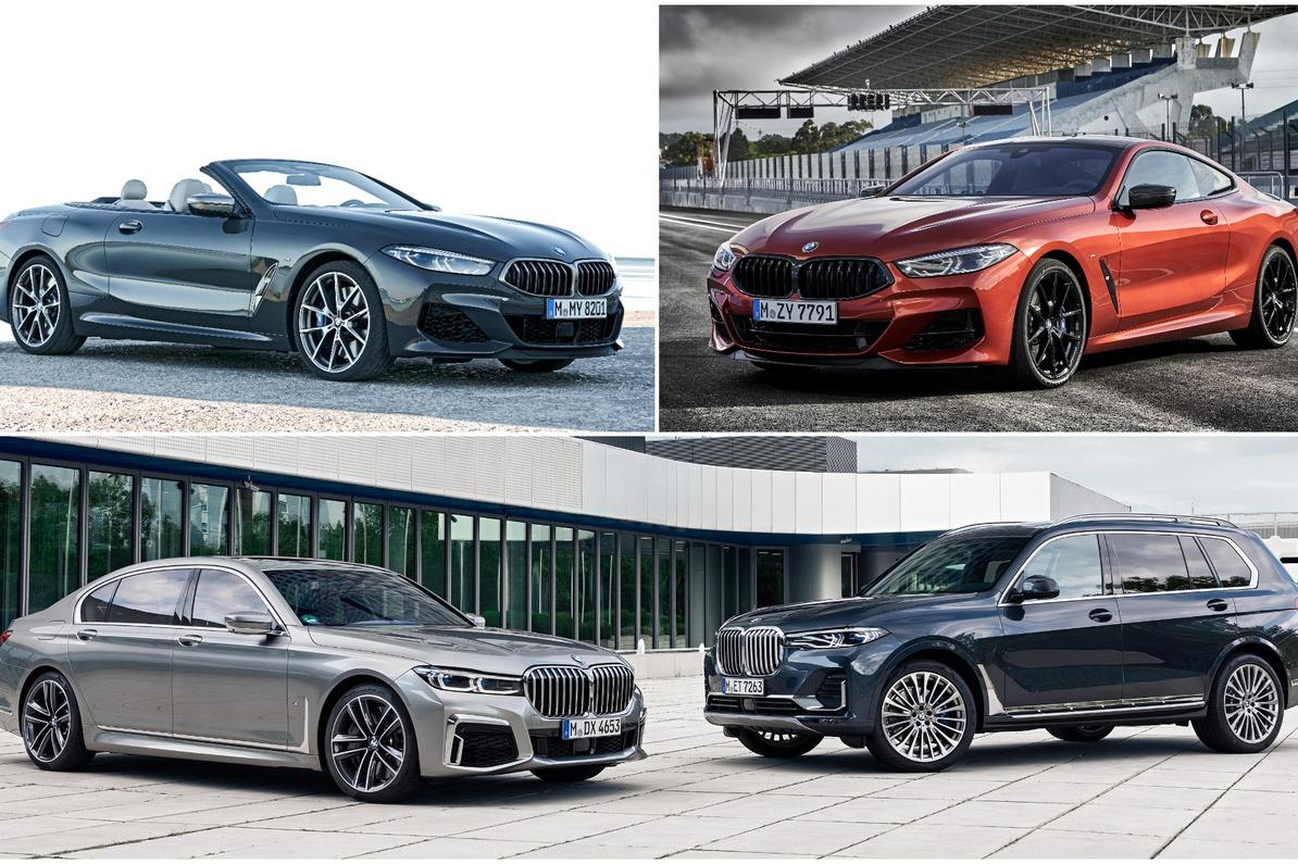 X系列、M系列暴風式成長 BMW集團2019年銷量突破250萬輛!