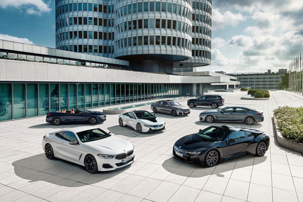 BMW AG在2019年總銷量突破了250萬輛。 摘自BMW