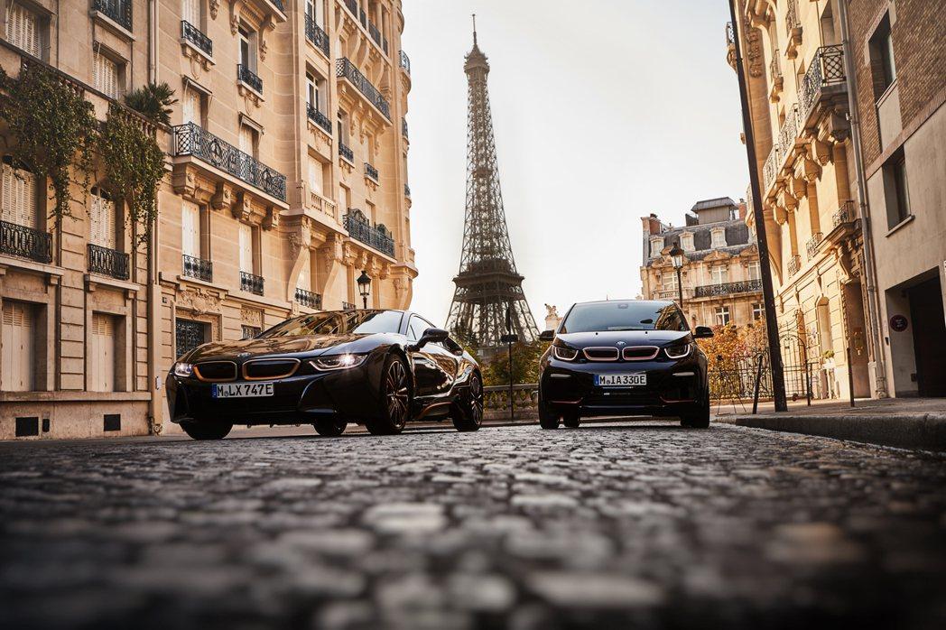 BMW AG的電動車型在去年銷售達到了145,815輛,相較前一年的銷售小幅提升...