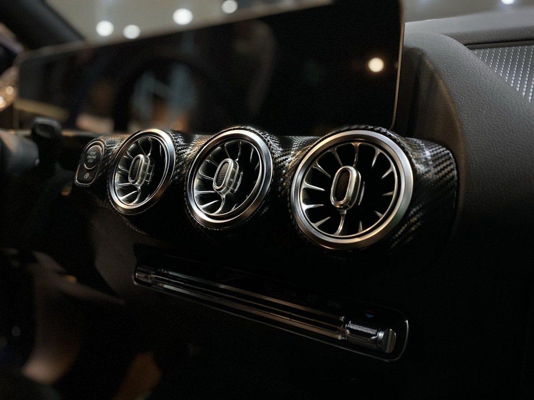 3M車貼可用於內裝,展現時尚品味。 圖/3M提供