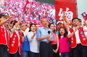 <u>韓粉</u>牽制 藍:他們成就韓國瑜卻讓藍委選戰失利