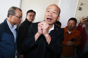 韓國瑜放鳥中外記者 秦慧珠臉書開砲:太不應該