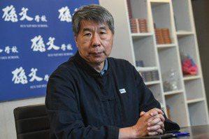 開第一槍!孫文學校校長張亞中 宣布參選國民黨主席