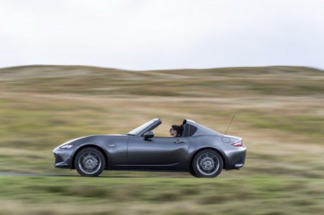 二月進駐展間 英規2020 Mazda MX-5選擇真讓人羨慕!