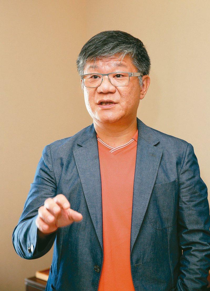龍巖董事長劉偉龍 本報系資料庫