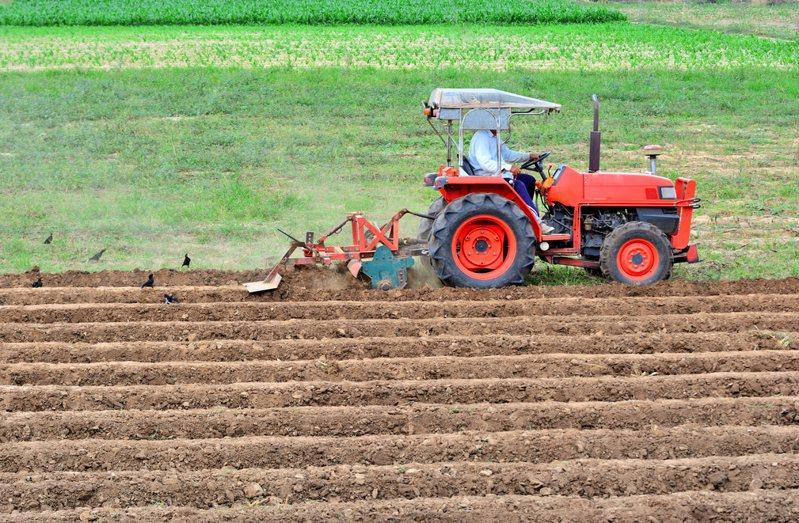 農民示意圖。圖/Ingimage