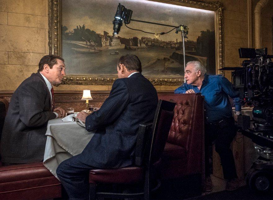 黑幫史詩電影「愛爾蘭人」獲奧斯卡最佳影片提名。 美聯社