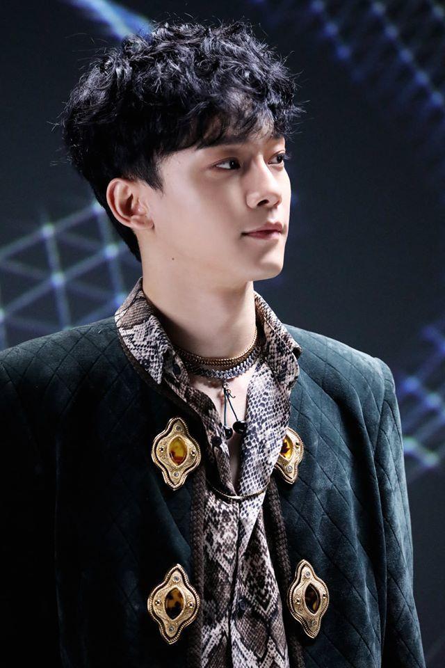 Chen。圖/擷自臉書