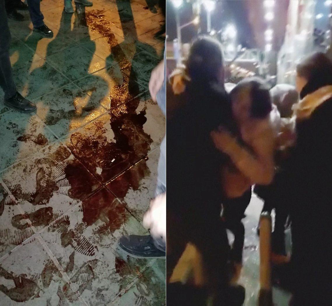 根據12日德黑蘭的街頭目擊者說法,警方已朝向群眾施放催淚彈驅離,現場聽聞到幾聲槍...