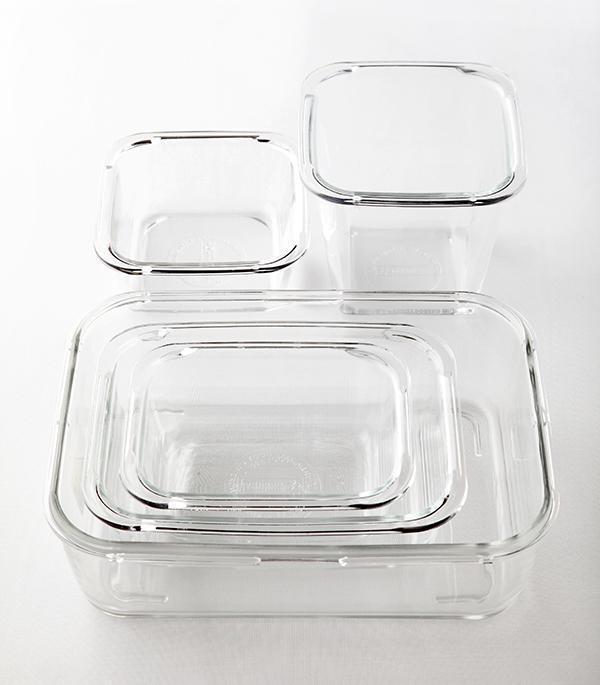 保鮮盒不同材質合適不同料理。 圖片提供/Fooding台灣好食材(來源:《5分鐘...