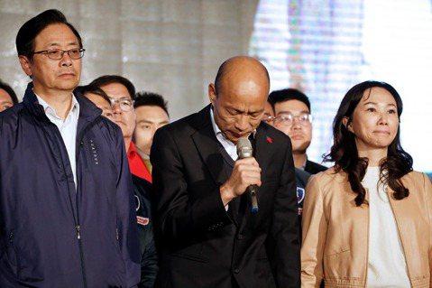 一字不提國民黨?從敗選感言看韓、蔡的「政治修辭學」