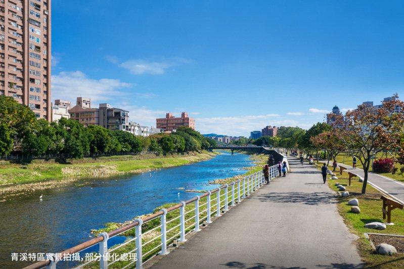 桃市市心下一個熱點 小檜溪重劃區 成熟商圈包圍 市地重劃綠地多