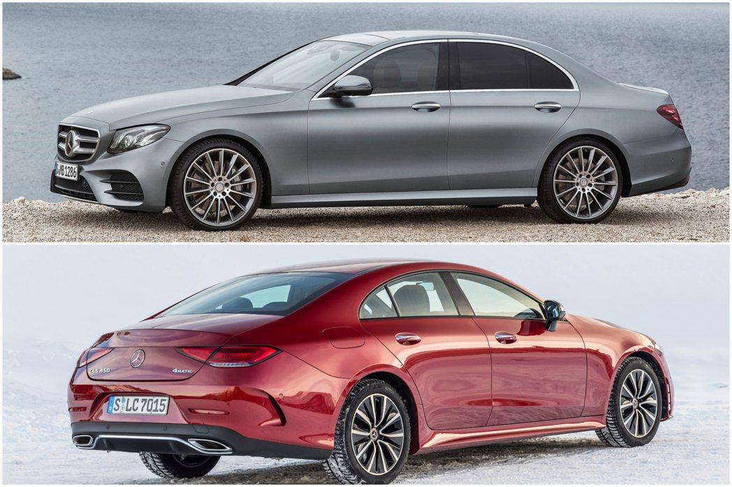 Mercedes-Benz特別提到E-Class與CLS去年在韓國市場銷售非常亮...