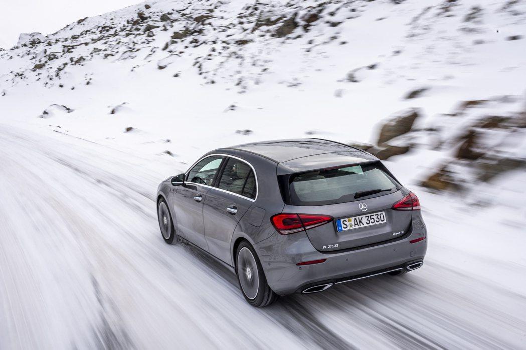 Mercedes-Benz A-Class去年銷售成長12.3%,也是帶動NGC...