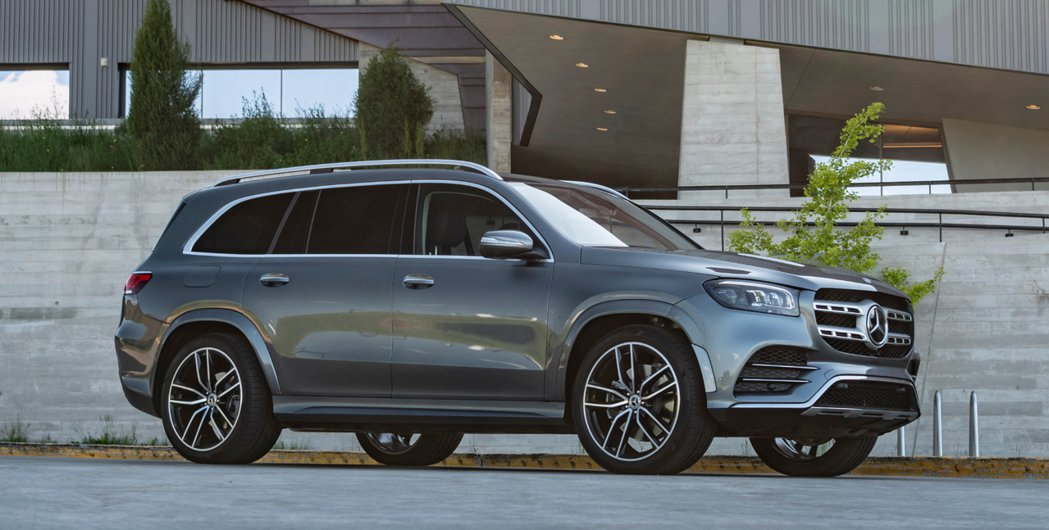 Mercedes-Benz期望今年靠著全新休旅車系能夠在北美市場提升銷量。 摘自...