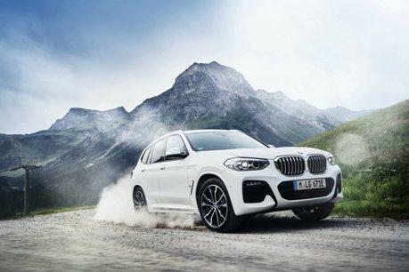 全新BMW X3 xDrive30e PHEV價格超殺! 比對手便宜數萬元!