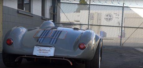 影/搭載速霸陸引擎的Porsche 550 Spyder!