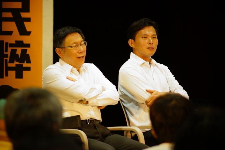 為什麼在政治上不認同黃國昌和柯文哲?