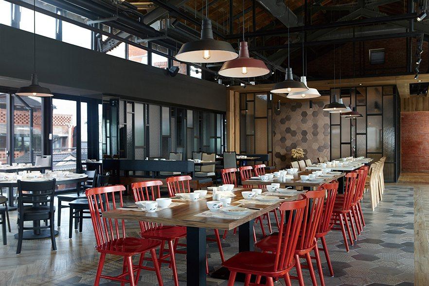 手路菜中餐廳-小吃區 宜蘭傳藝老爺行旅