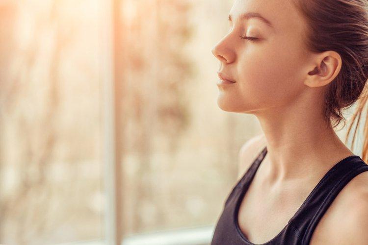 雖然呼吸是與生俱來的能力,但每個人的呼吸方法,可不一定完全正確。圖/常春提供