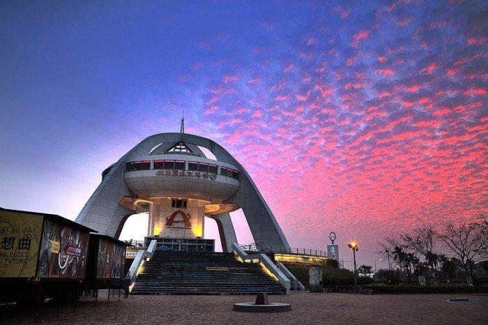 北回歸線太陽館。 圖/Flickr