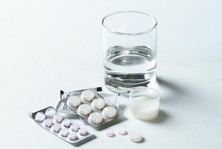 藥物示意圖。 報系資料照片