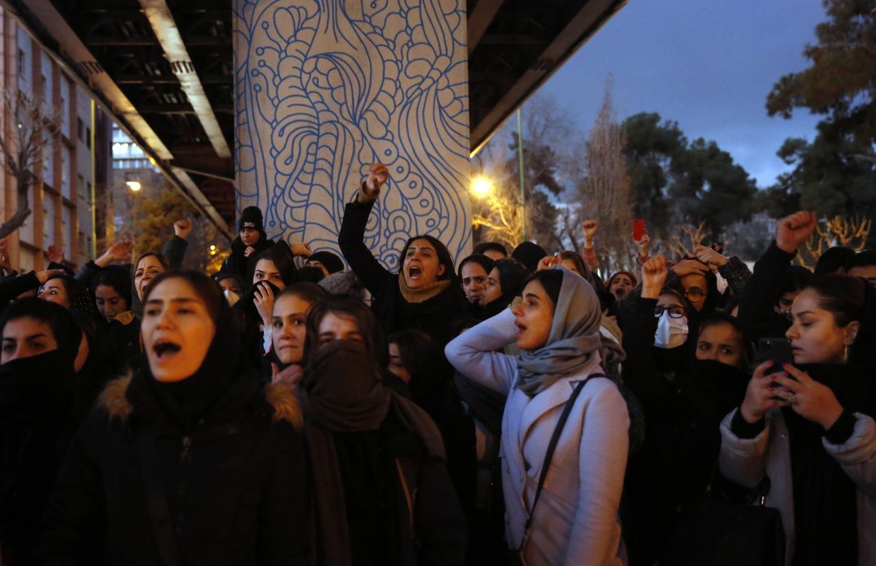 擊落烏克蘭客機 伊朗首度宣布進行逮捕