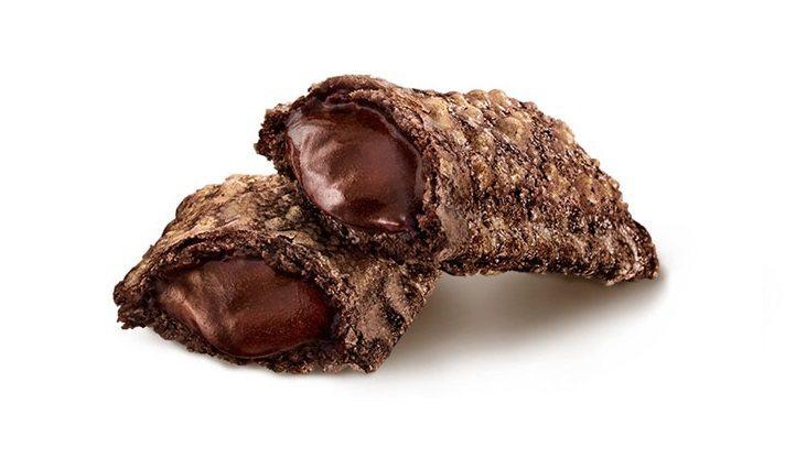 「比利時巧克力奶油流心派」售價日幣150元。圖/摘自日本麥當勞官網