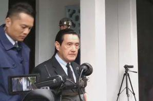 馬英九謁陵 未回應是否回任國民黨主席推動改革