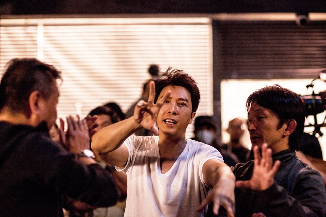 「肥龍過江」於1月23日賀歲檔期上映。圖/華映提供