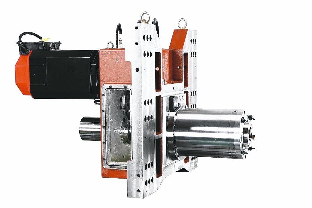 龍馬精密Spintrue品牌主軸是高階工具機發展的重要夥伴,圖為龍馬Spintr...