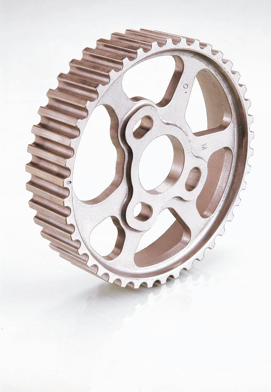 旭宏金屬不斷挑戰高難度製程技術,突破粉未冶金製程限制。 旭宏金屬/提供