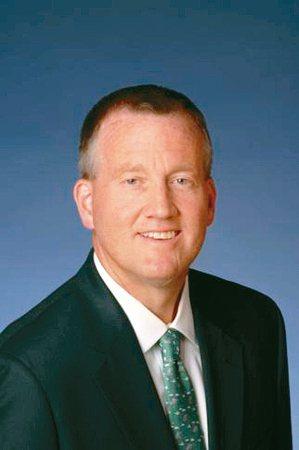 台積電新任副總裁克利夫蘭(Peter Cleveland) 取自美國商會網站