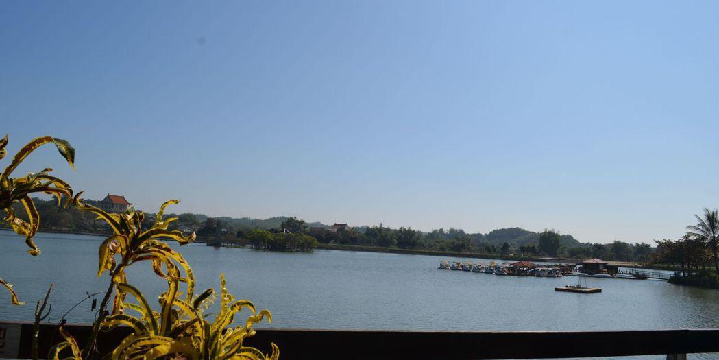 虎頭埤為台灣第一水庫,南瀛八景之一。  陳慧明 攝影